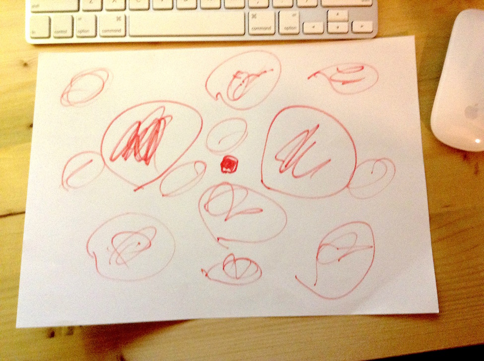 Carrie Draws a Picture