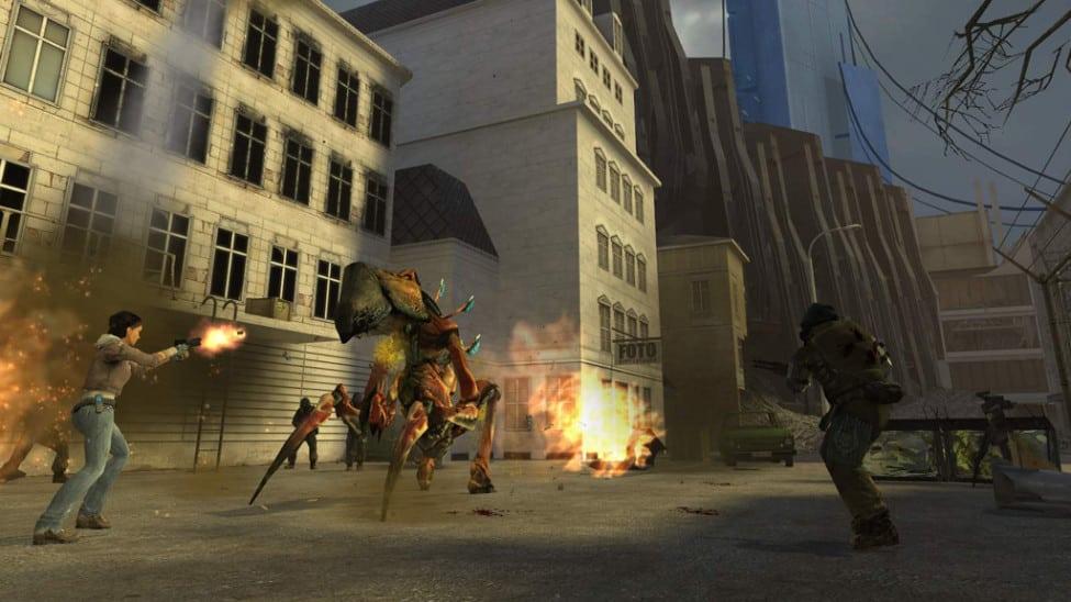 Half-Life 2 Episdoe One - Screenshot