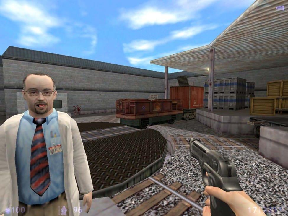 Half-Life Blue Shift - Screenshot