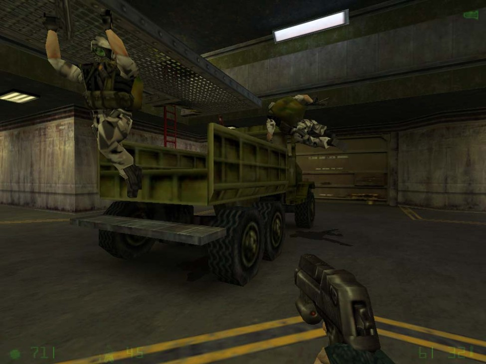 Half-Life Opposing Force - Screenshot