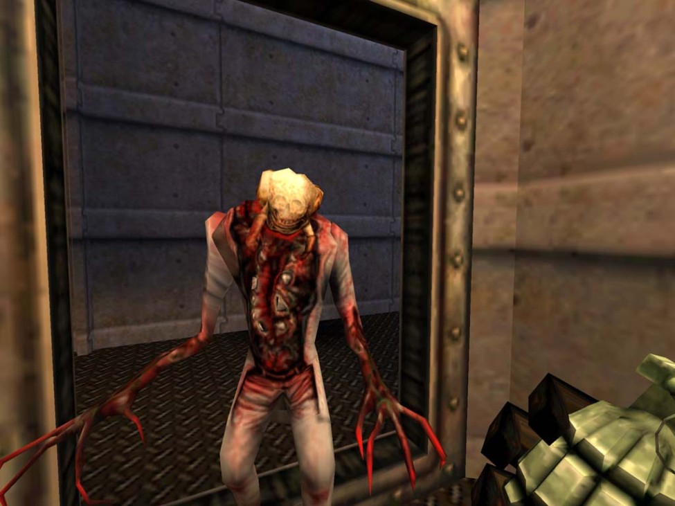 Half-Life Source Screenshot